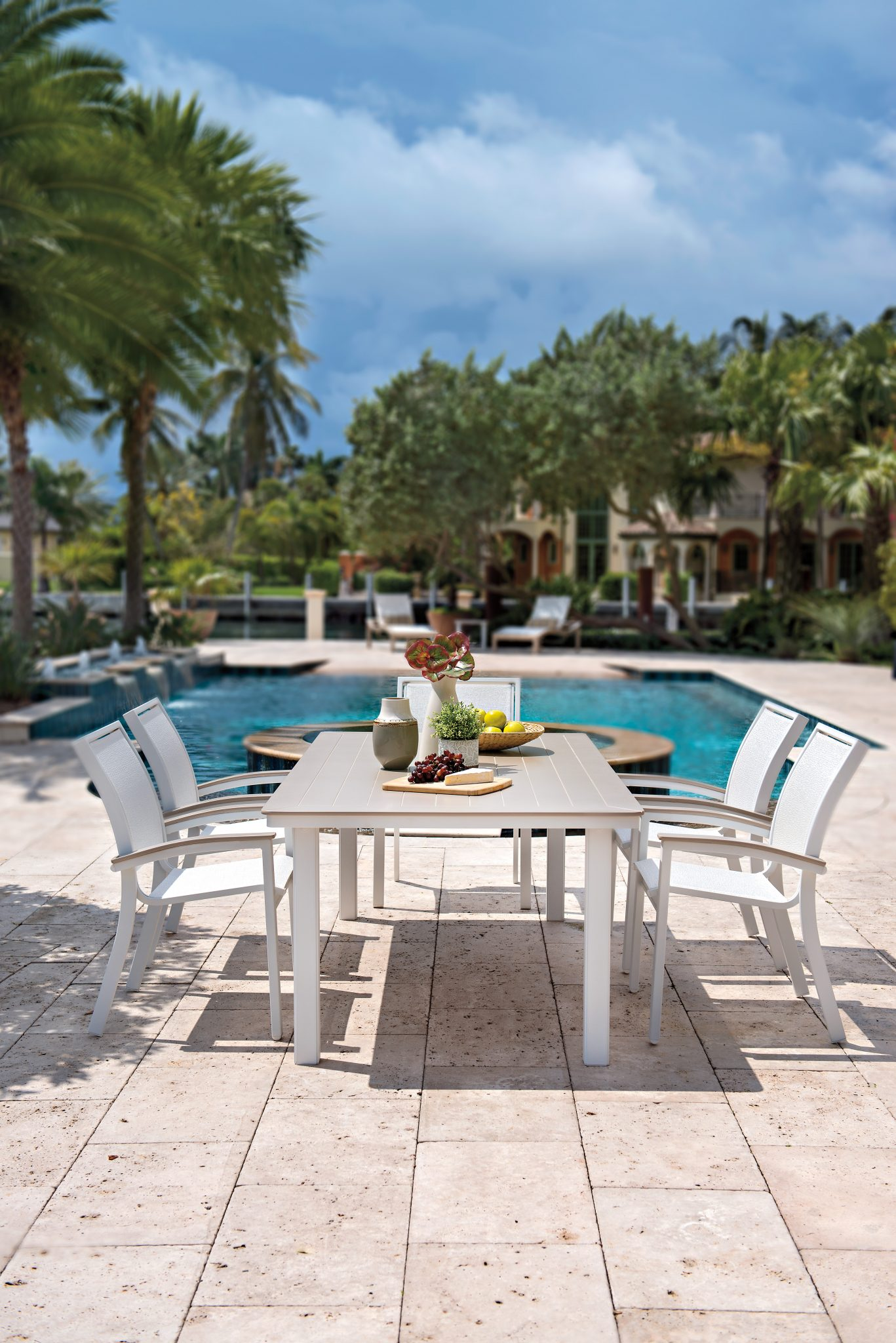 Perfect Outdoor Dining